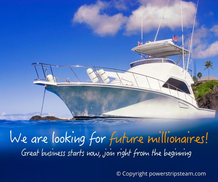 We are looking for future millionaires: http://bit.ly/1bQmhdT