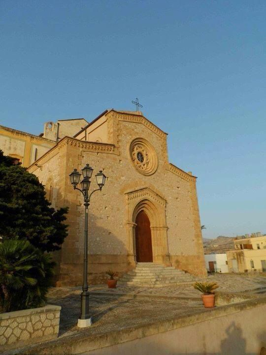 Santuario Custonaci, sicilia