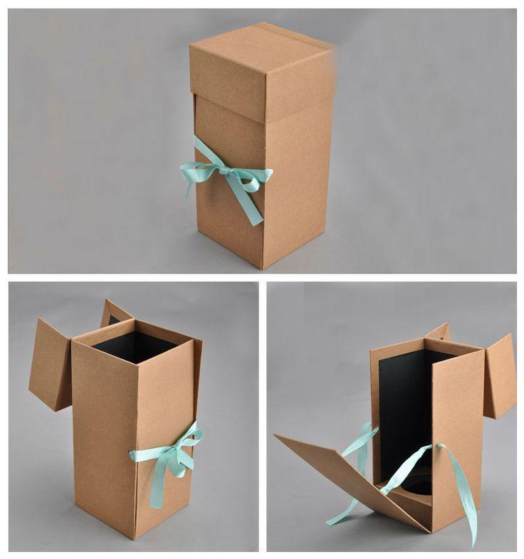custom design cardboard paper chocolate coffee mug gift