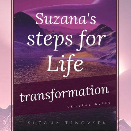Suzanas steps for Life transformation item cover
