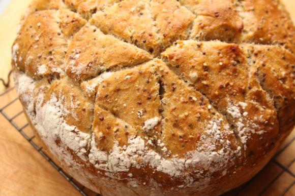 o pão forno Holandês