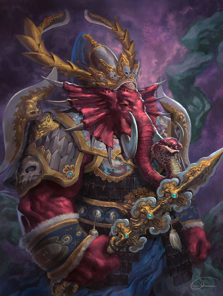 Ganesha by Ultraman0716chen