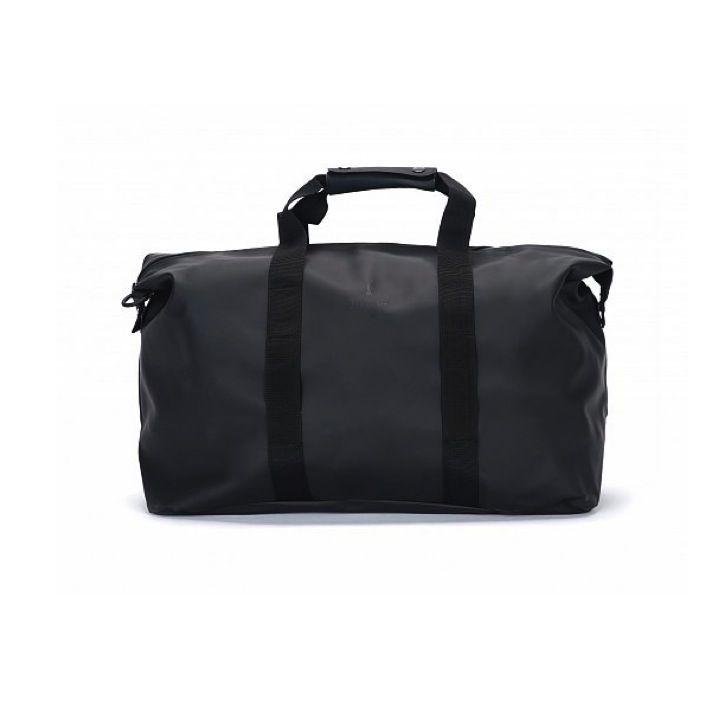 Weekend Bag, Black – Cilla's