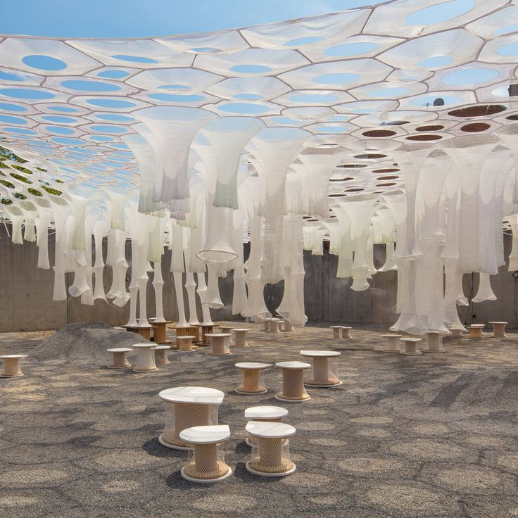 Lumen Was Designed For MoMAs 2017 Young Architects Program As A Sustainable Shelter The Museums
