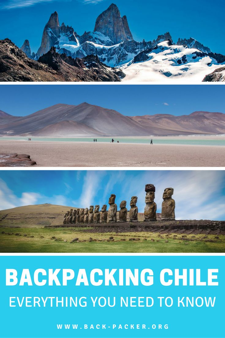 Planning a trip to South America? This Chile travel guide contains everything you need to know before visiting the country and includes an itinerary planner, packing list, destination guide + more. | Back-Packer.org
