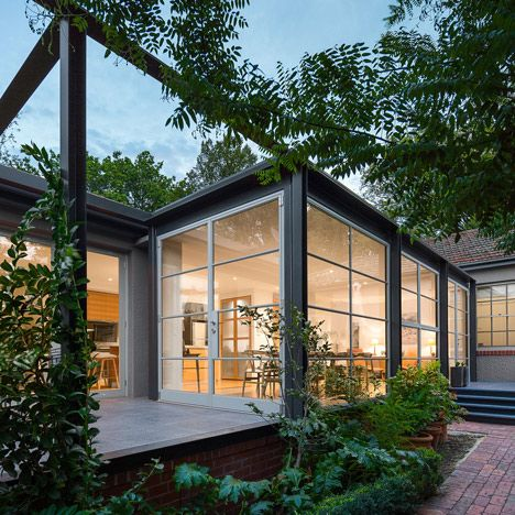 modern house extensions - Google Search