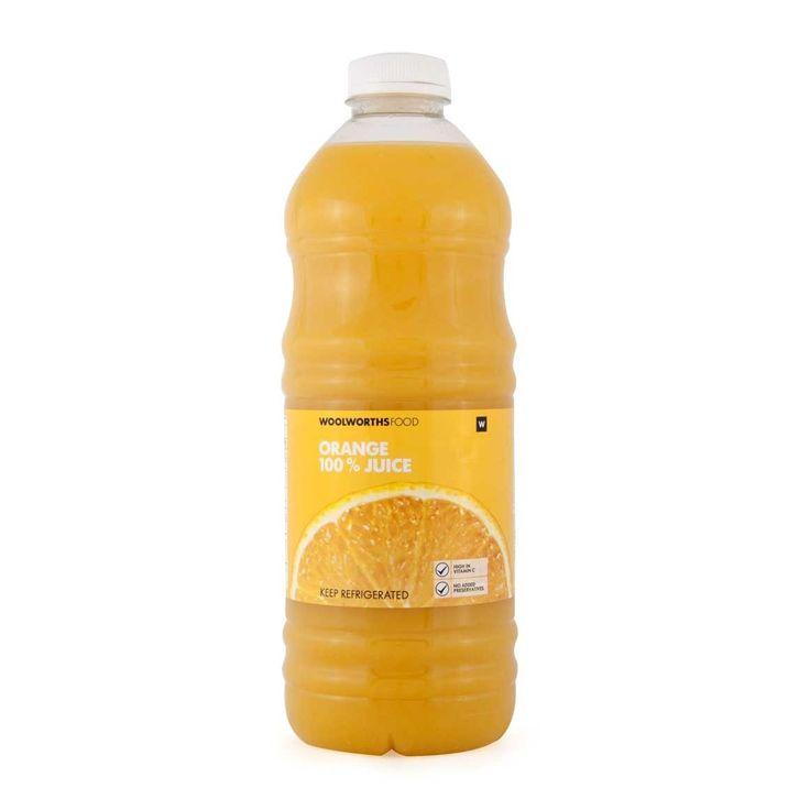 100% Orange Juice 1.5L