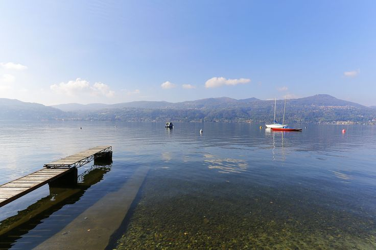 Holiday on the edge of Lake Maggiore, and enjoy a host of watersports | Property ID 14006, available on our website - http://www.bookingsforyou.com/holiday-rentals-italy/lake-como-accommodation,-lake-maggiore-accommodation/ranco-villa/