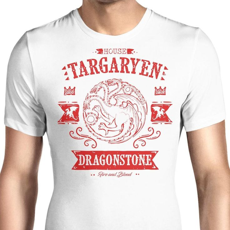 The Red Dragon - Men's Apparel