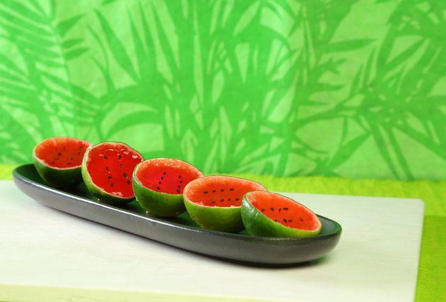 Watermelon Tequila Jell-O Shots Recipe