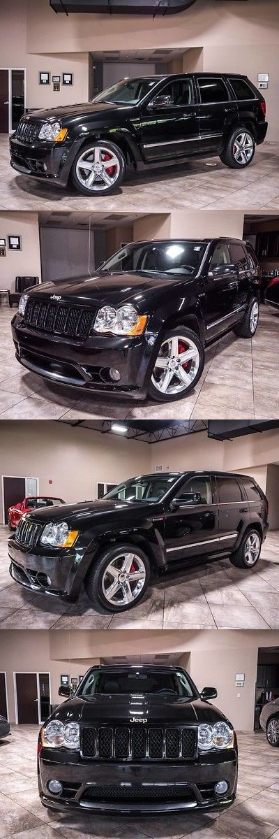 SUVs: 2010 Jeep Grand Cherokee Srt8 Sport Utility 4-Door 2009 Jeep Grand Cherokee Srt8 Black Hemi 6.1L V8 5Speed Auto Excellent Condition -> BUY IT NOW ONLY: $28800 on eBay!