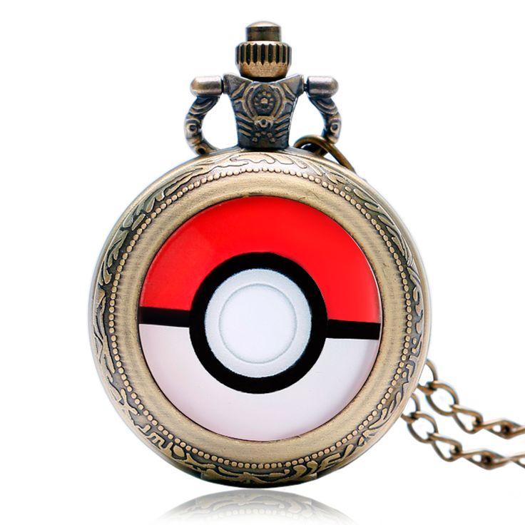 $4.54 (Buy here: https://alitems.com/g/1e8d114494ebda23ff8b16525dc3e8/?i=5&ulp=https%3A%2F%2Fwww.aliexpress.com%2Fitem%2FHot-Game-Pendant-Vintage-Monster-Anime-Pokeball-Bronze-Pokemon-Go-Men-Pocket-Watch-Cosplay-Chain-Full%2F32783712468.html ) Hot Game Pendant Vintage Monster Anime Pokeball Bronze Pokemon Go Men Pocket Watch Cosplay Chain Full Hunter Kids Handmade Hour for just $4.54