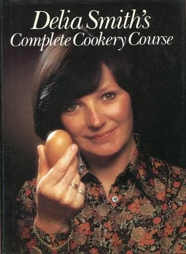 Delia Smith, Cookery Course. Where it all started.