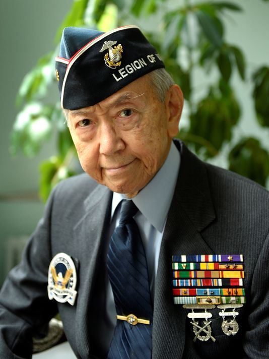 Major Kurt Chew-Een Lee (Ret.) who died on March 3, 2014 at the age of 88 was the first officer in the U.S. Marine Corps of Asian descent. He was also a hero in the Korean War earning a Navy Cross and Silver Star for his actions.
