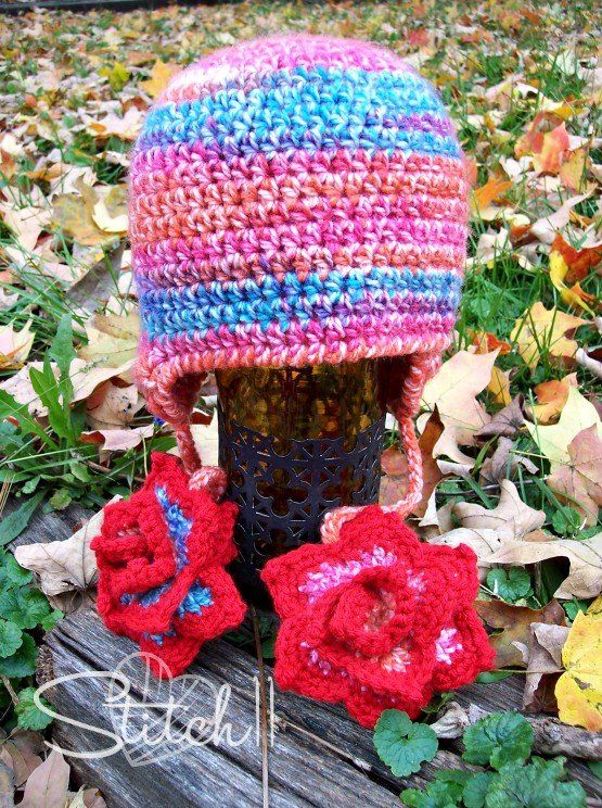 f90a7963127 Childrens Rosalina Winter Hat - Stitch11