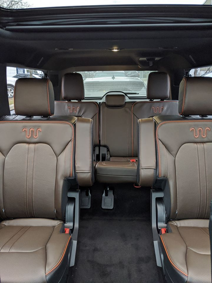 2020 Ford Expedition King Ranch Interior In 2020 Ford Expedition Ford King Ranch King Ranch Interior