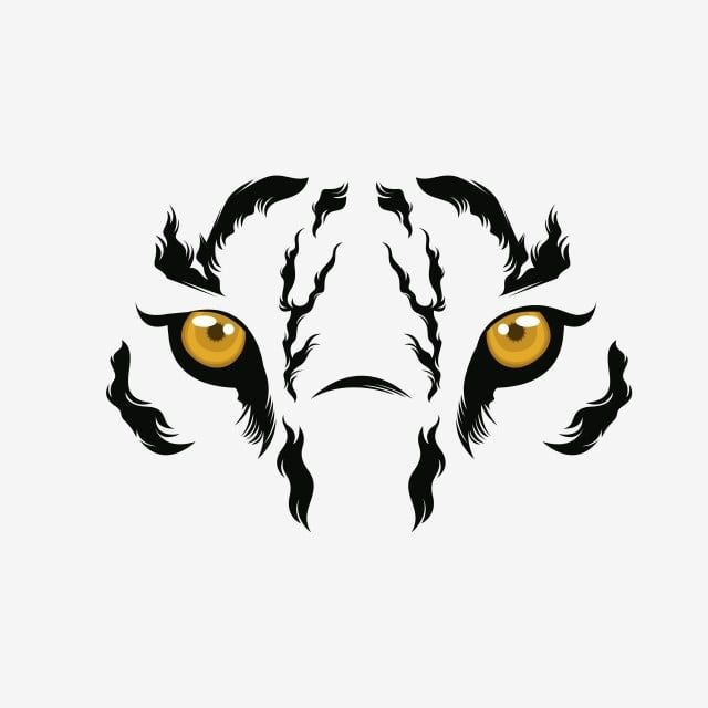 Tiger Eyes For T Shirt Design Eyes Clipart Anger Animal Png And Vector With Transparent Background For Free Download Tiger Vector Graphics Inspiration Canvas Prints