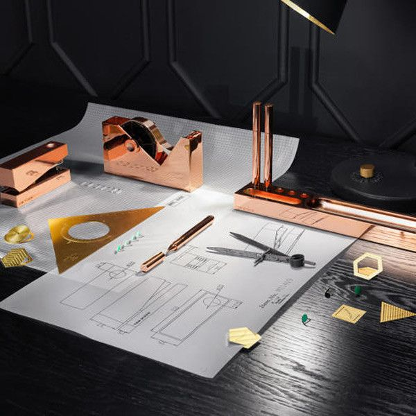 Cube Stationery By Tom Dixon Is One Of 12 Perfect Presents Chosen Dezeen For Interior Design Lovers