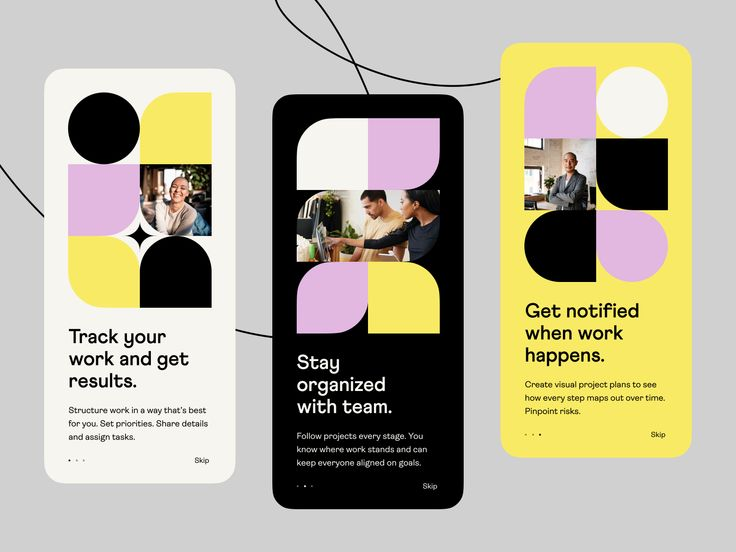 - 43f7cde0d8536c5cf411f5c5ecfeb56b - people: mobile app onboarding designed by Vladimir Gruev for heartbeat. Connect with them on Dribbble; the global commun…