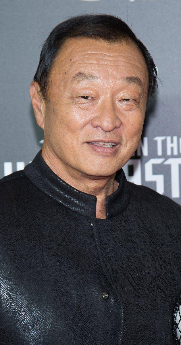 """Cary-Hiroyuki Tagawa - born 1950 - played Mr. Hashimoto in the 2015 film """"Little Boy."""""""
