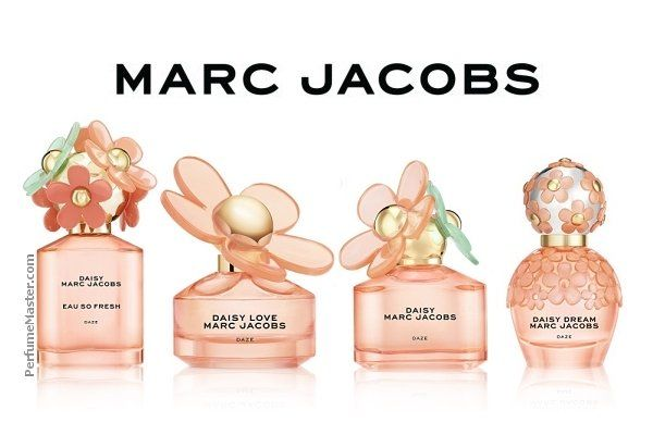 Marc Jacobs Daisy Daze Limited Edition Collection Perfume News