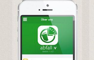 Neue App für Vorarlberger/innen erinnert nicht nur an Abfuhrtermine