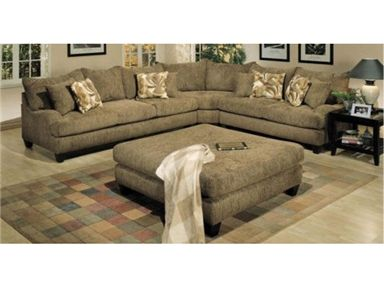 Robert Michaels Living Room Sectional Long Street SECT   Rosso Furniture    Gilroy, Morgan Hill, CA
