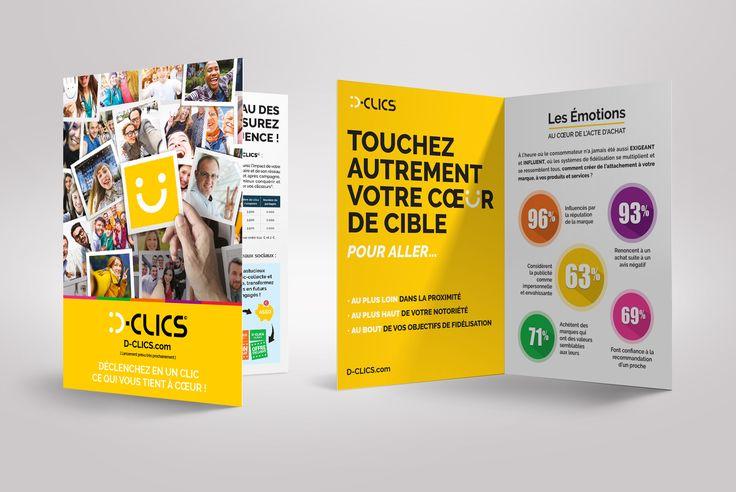 D-CLICS - Déclenchez en un clic ce qui vous tient à cœur !