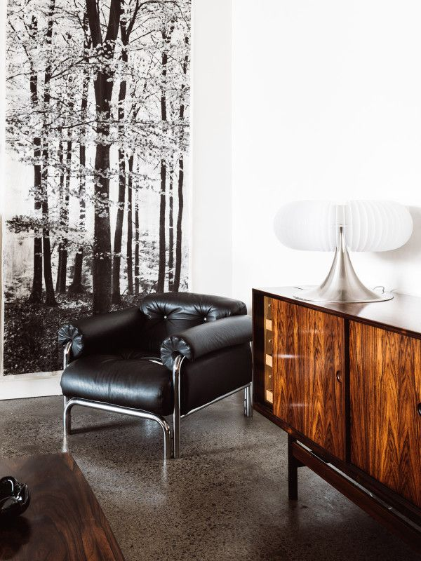 Modern History is a new mid century design showroom in Melbourne's Fitzroy