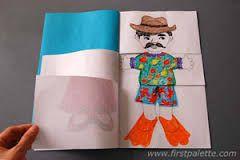 Afbeeldingsresultaat voor funny face flip book