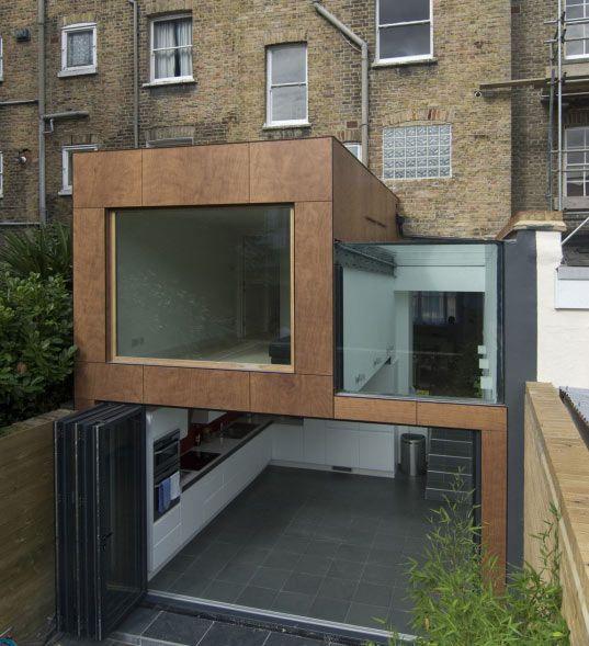 Inspiring home extension