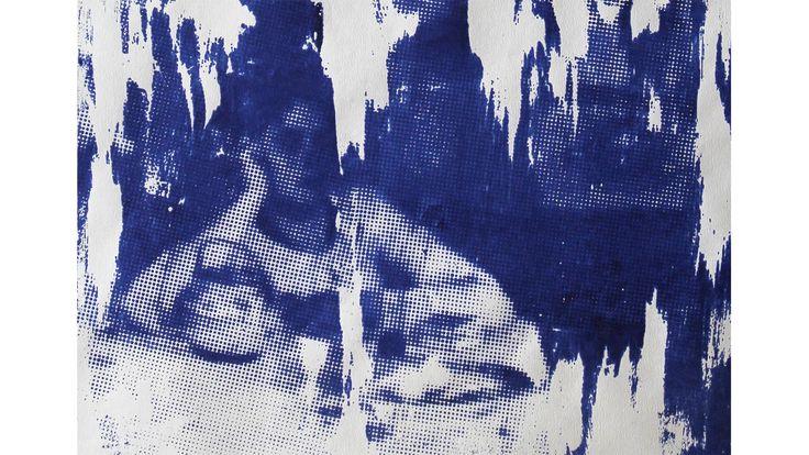 Spoiled, 2015. Screen print, paraphrasing Elin Danielson-Gambogi, 1900.