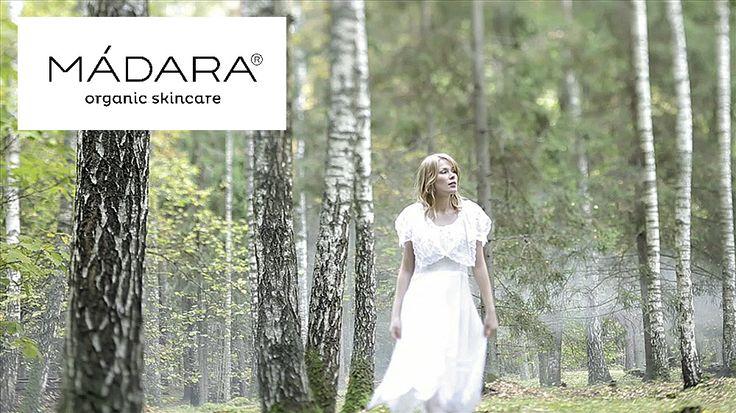 MADARA kosmetiikkatuotteet sisältävät luomusertifioituja, balttialaisia kasviuutteita, joiden aktiiviaineet ovat ainutlaatuisen intensiivisiä.