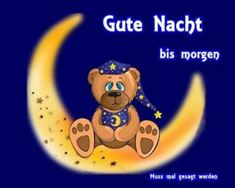 """Résultat de recherche d'images pour """"gute nacht"""""""