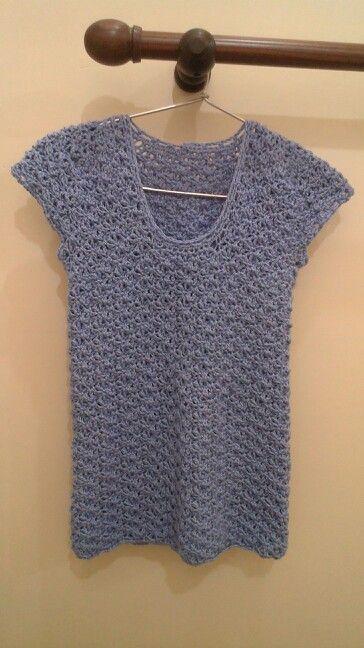 Summer top...Everyday Crochet