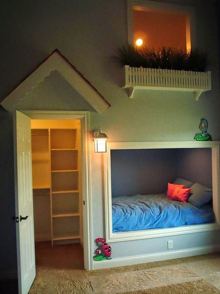 Oltre 25 fantastiche idee su letti a muro su pinterest for 8 piani di casa di camera da letto