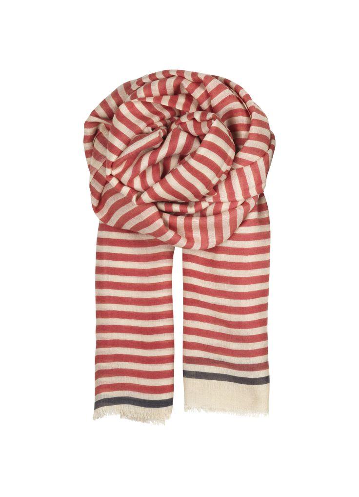 BeckSöndergaard | M-Pure Stripes, Pink Ice http://www.putiikkirannalla.fi/product/2239/becksondergaard--m-pure-stripes-pink-ice