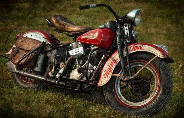 1936 Harley Davidson Knucklehead Low Storage Rates and Great Move-In Specials…