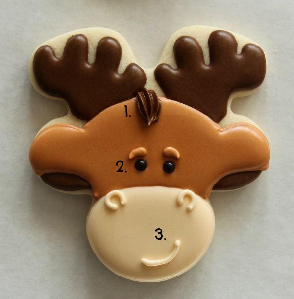 How to Make Moose Cookies 5