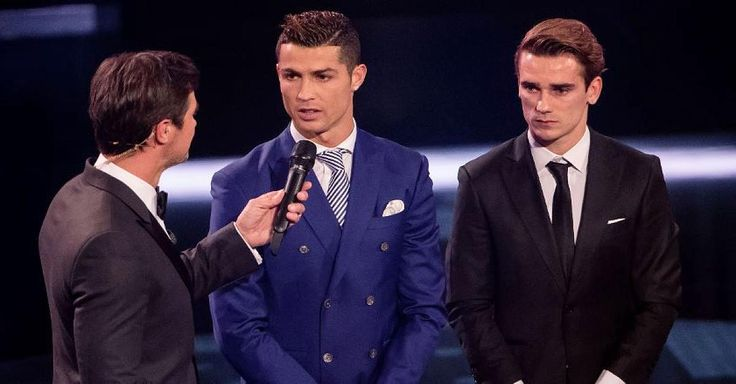 Cristiano Ronaldo ist Weltfußballer 2016 - nach der Wahl veröffentlichte die Fifa die genauen Ergebnisse. Jeder Trainer und Kapitän einer Nationalmannschaft durfte drei Stimmen verteilen und lieferte dabei so manches Kuriosum.