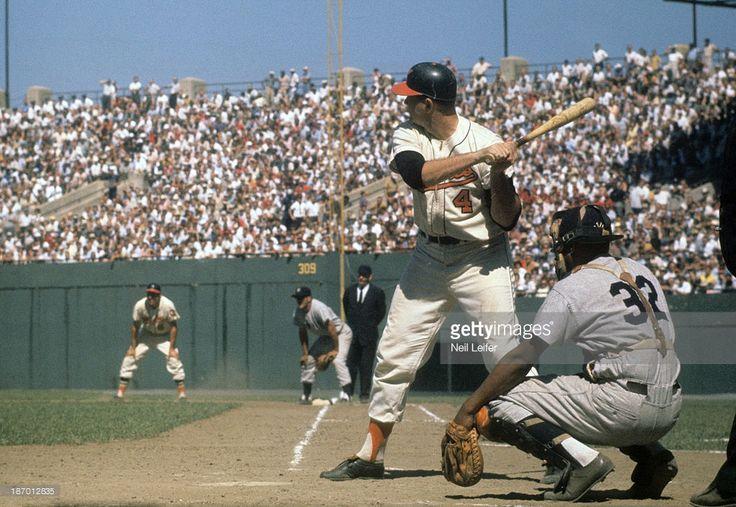 Jim Gentile vs. Yankees (1960 at Memorial Stadium)
