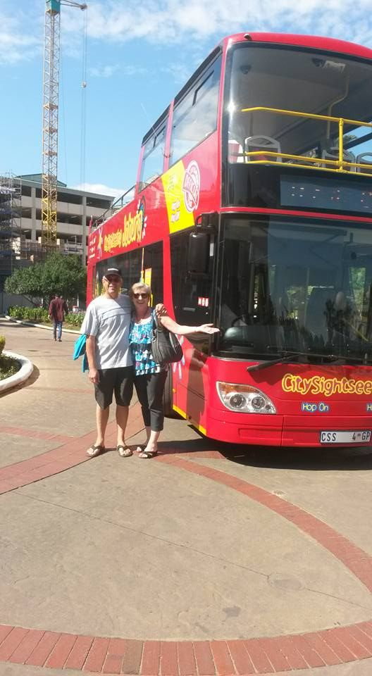 Red Bus Tour