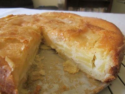 Dimples & Delights: Cooks Illustrated French Apple Cake