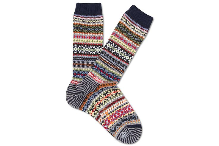 CHUP Kimallus Socks - Navy