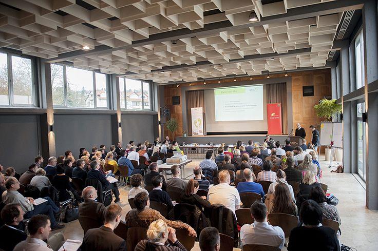 Die Jahreshauptversammlung der Vereins #biohotels im Biohotel Sturm in Mellrichstadt.