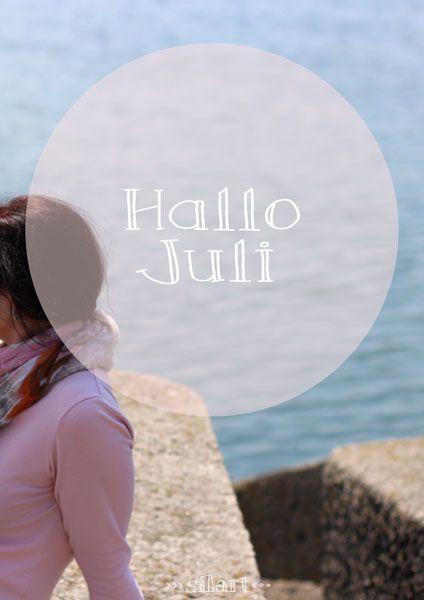 Hallo Juli