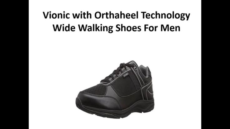 best wide shoes for men