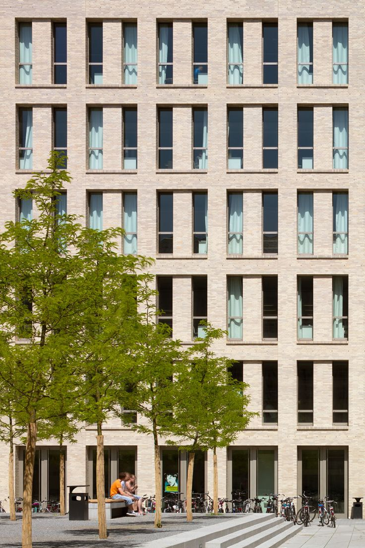 University and regional library | janinhoff.de