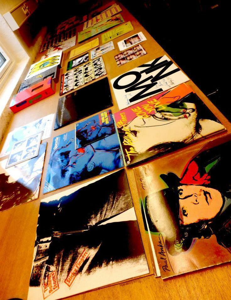 7 besten WANTED! Plattenliebhaber und Pop-Art Freunde Bilder auf ...