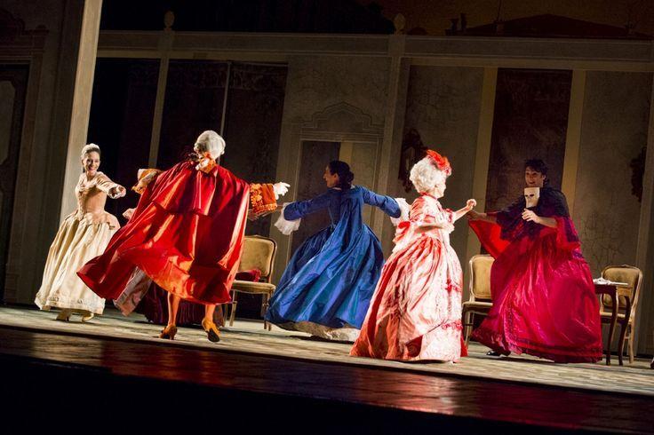 Compagnia Danzante -  I Rusteghi 2015 - #TSVeneto